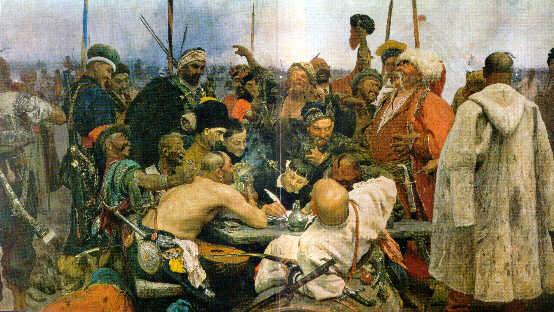 Казачество, как последний оплот Ведической Руси.