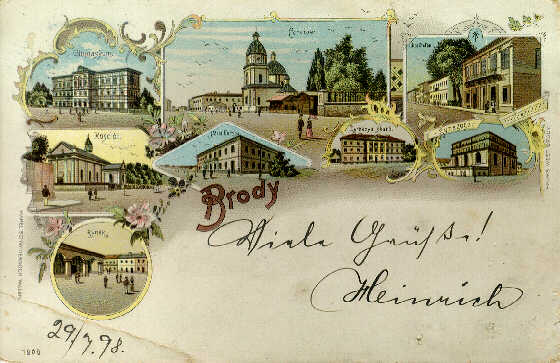old Brody
