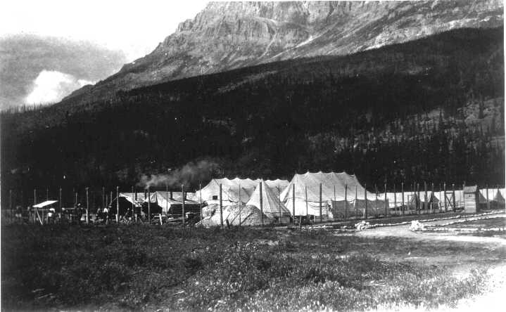 Internment Camp 1916