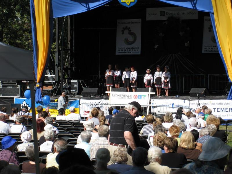 Virgin festival montreal 2009